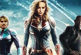Captain Marvel: arriva il primo trailer