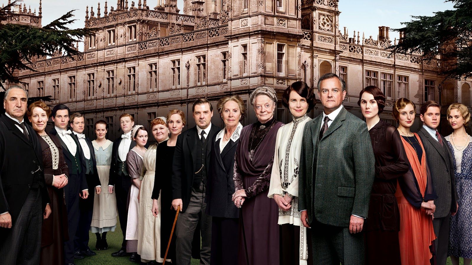 Downton Abbey: svelata la data di uscita del film e cast completo