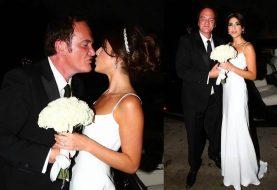 Quentin Tarantino ha detto sì all'altare con Daniella Pick, una modella israeliana