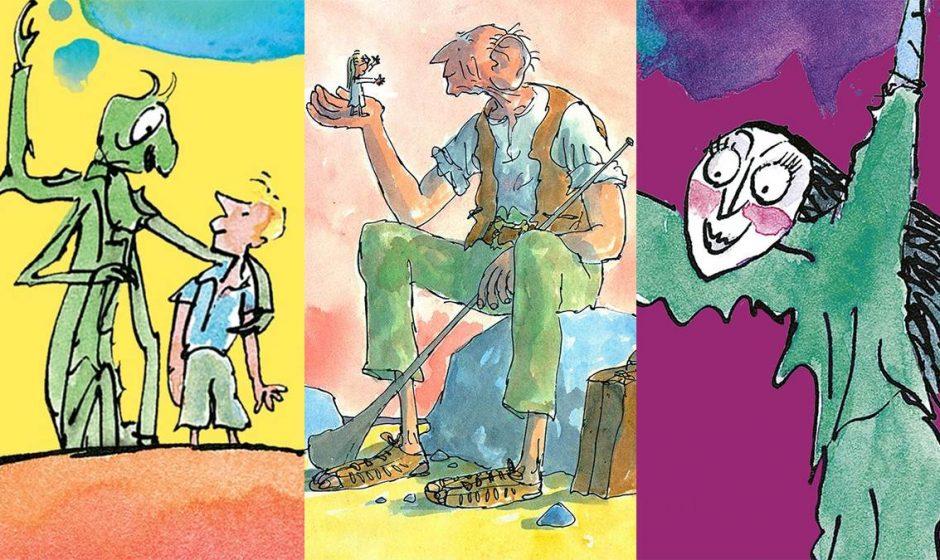 Su Netflix le serie tv tratte dai racconti di Roald Dahl