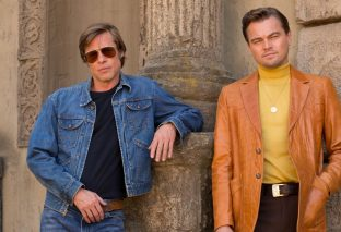Once Upon a Time in Hollywood, ecco il poster!
