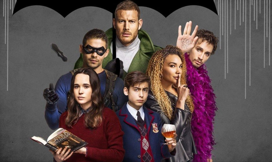 The Umbrella Academy - Recensione