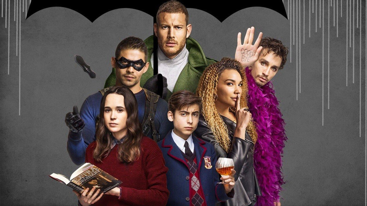The Umbrella Academy – Recensione