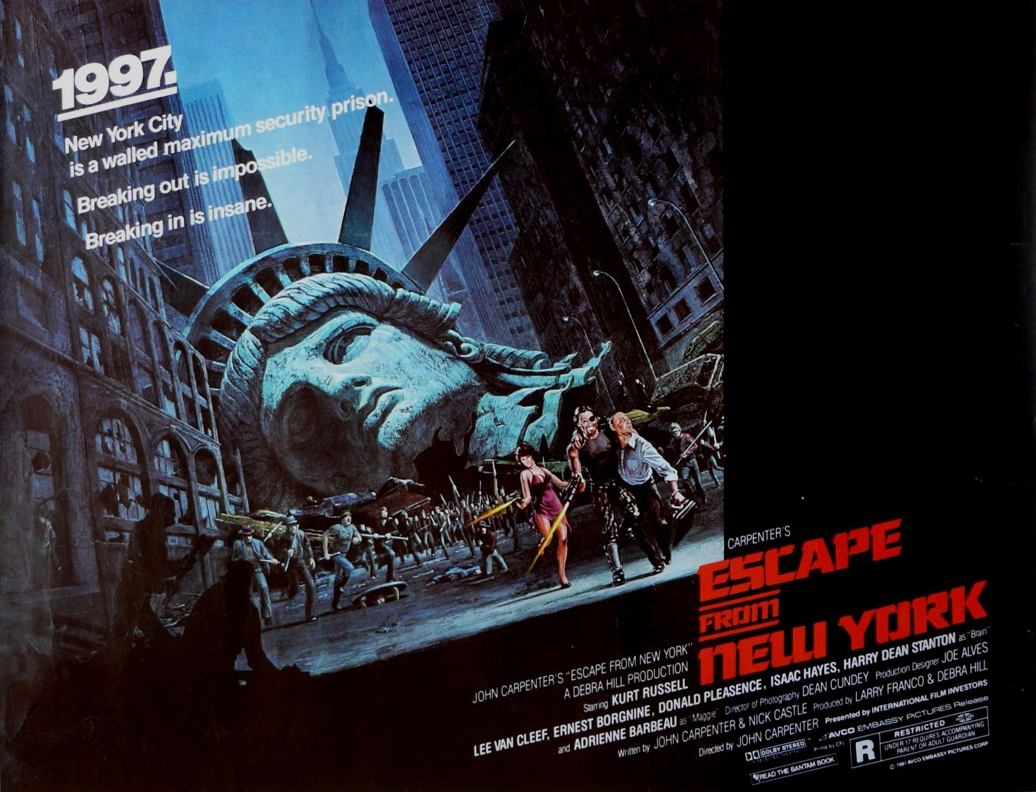 1997: Fuga da New York Remake