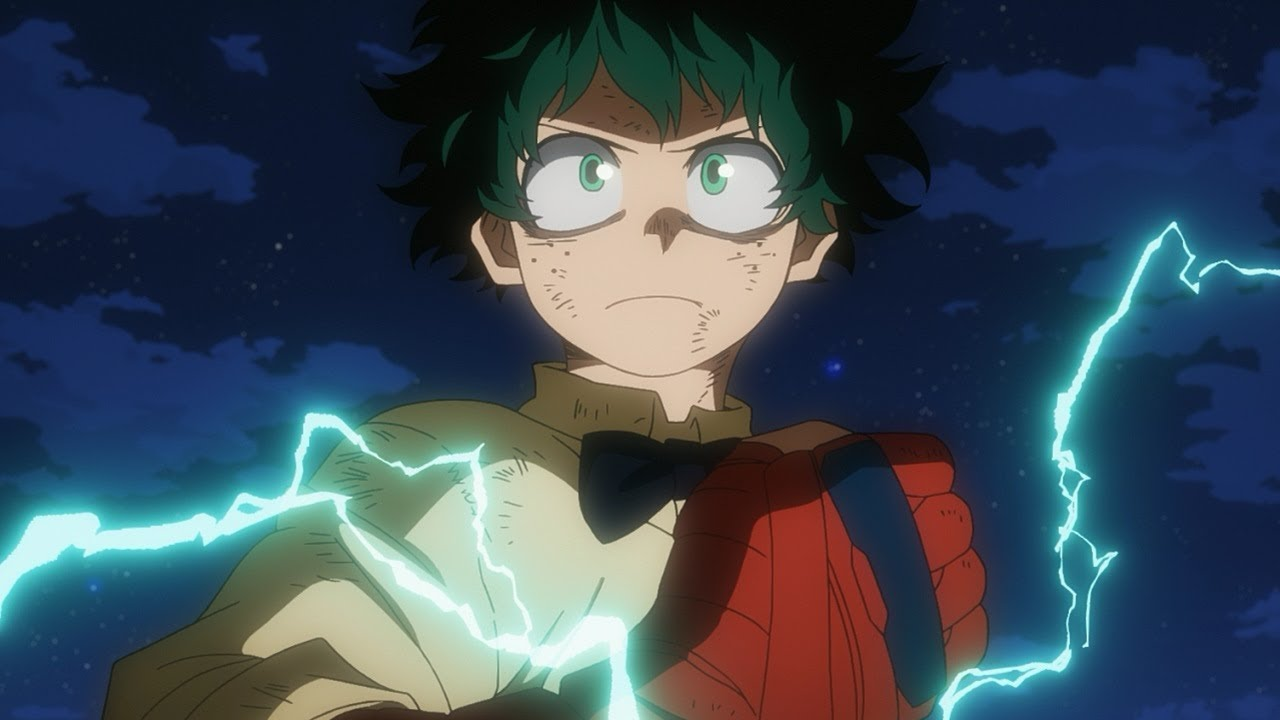My Hero Academia The Movie: Two Heroes – Recensione