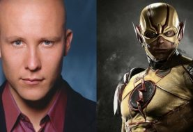 Flash, ecco Michael Rosenbaum nei panni di Anti-Flash