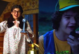 Stranger Things 3, online l'epica scena musicale di Dustin!