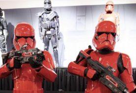 Star Wars: L'ascesa di Skywalker, una foto svela il nuovo design degli Stormtrooper