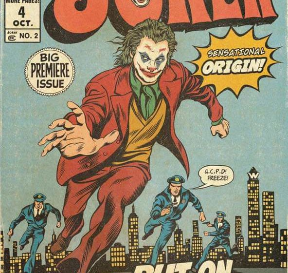 Joker - Tutti i riferimenti al fumetto e al mondo di Batman