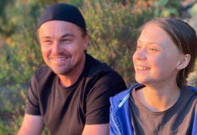 """DiCaprio incontra Greta: """"Il tempo dell'inerzia è finito"""""""