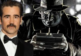 The Batman, le foto dal set e la conferma di Colin Farrell