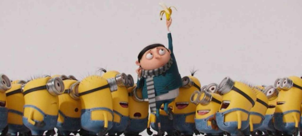 Minions The Rise of Gru