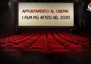 Appuntamento al cinema: i film più attesi del 2020