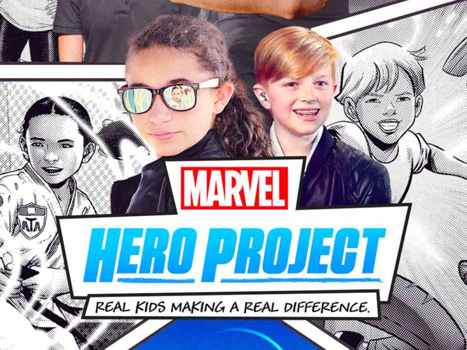 Marvel Hero Project