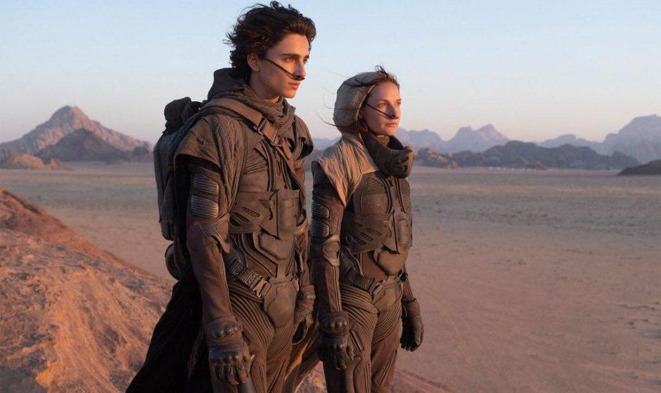 Dune, ecco il primo trailer!