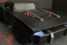The Batman, nuove immagini della batmobile