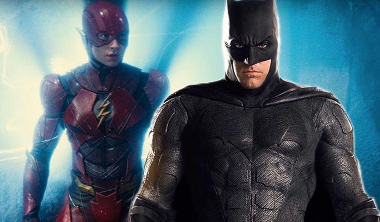 The Flash, Ben Affleck tornerà come Batman accanto a Michael Keaton
