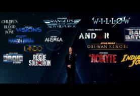 Disney+, gli aggiornamenti sulle Serie tv di Star Wars