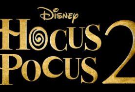 Hocus Pocus 2, ecco poster e logo ufficiali!